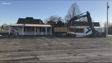 New wedding venue being built in Chaffee