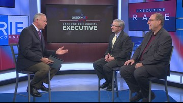 Erie County Executive Debate Analysis