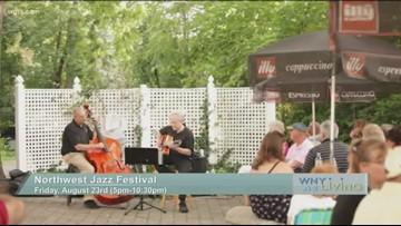 August 17 - Northwest Jazz Fest