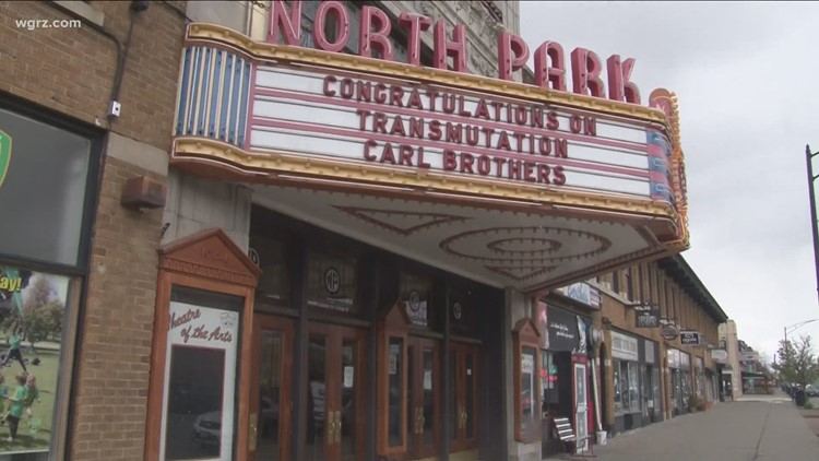 North Park Theatre Reopening Tonight