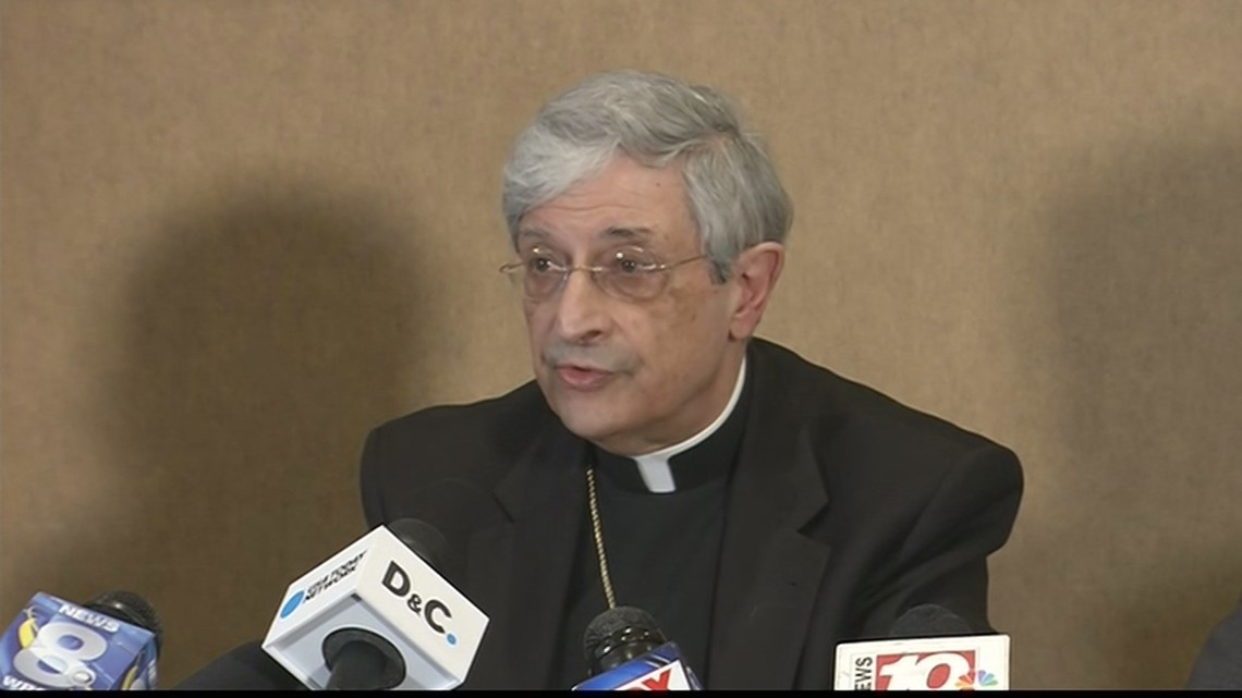 Rochester Diocese files for bankruptcy