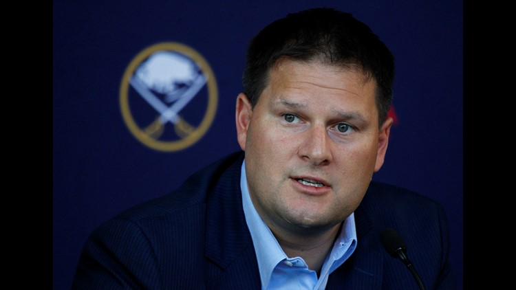 Sabres still searching for head coach