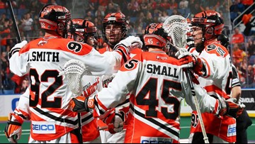 Bandits clinch East Division and home field throughout NLL playoffs