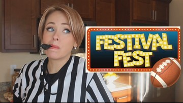 Festival Fest presents: Coach Kate's Kitchen