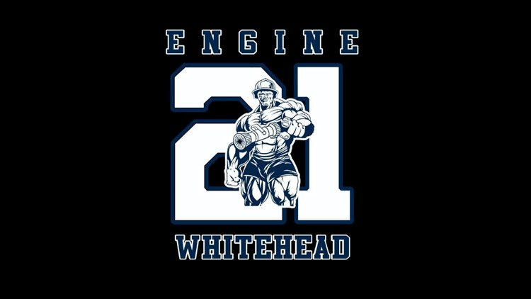 T-shirts to help injured Buffalo firefighter