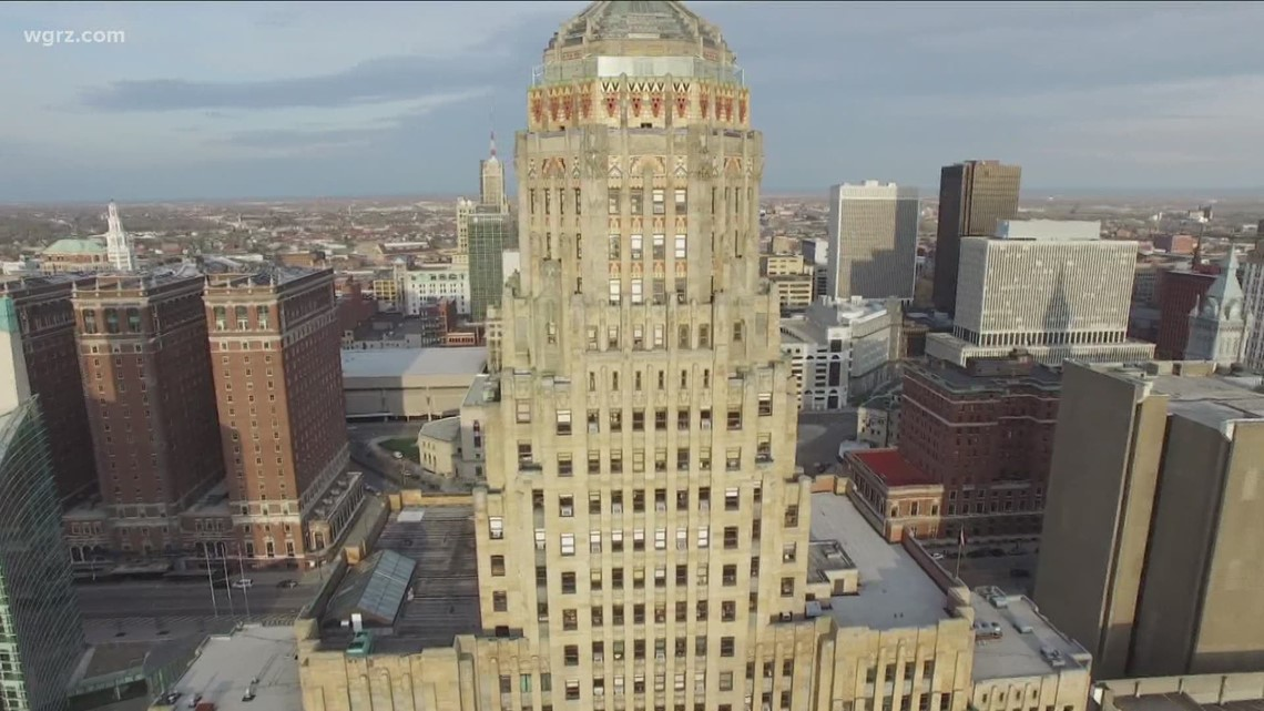No Appointment Needed At Buffalo City Hall