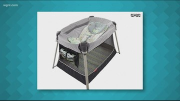 Fisher Price Recalls Inclined Sleep Accessory