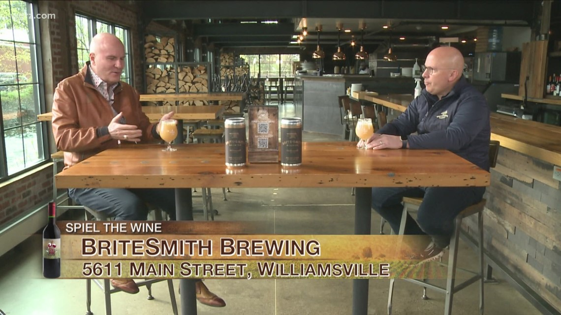 Kevin is joined at BriteSmith Brewing joined by Dave Schutte
