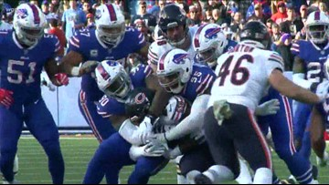 Jerry Hughes Leads Bills' Defensive Line into 2019