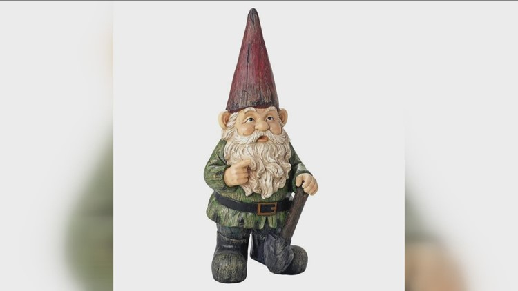 Erie County launches 'Name the Gnome' contest for healthy lawn campaign