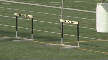 Kids compete in 21st annual Buffalo Track and Field Classic