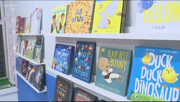 Busy Bee bookstore opens in Lockport