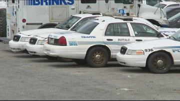 Buffalo Police consider leasing vehicles
