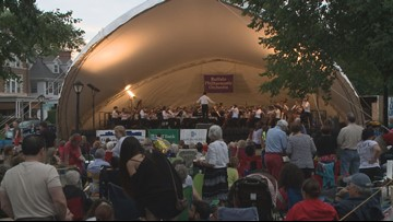The BPO returns to 'Picnic in the Parkway'