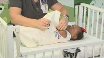 """Bills Join Kaleida For """"Safe Sleep"""" Campaign"""