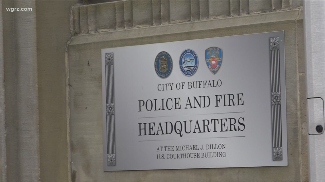 Issues removing Buffalo Police Department Officer over conduct