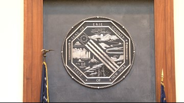 Erie County Legislature approves pay raises
