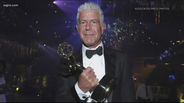 Kleinhans Music Hall event to honor late Anthony Bourdain