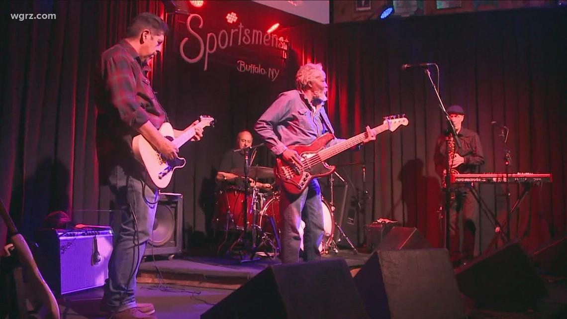 Red, White & Rock 'n Blues fundraiser happening Sunday