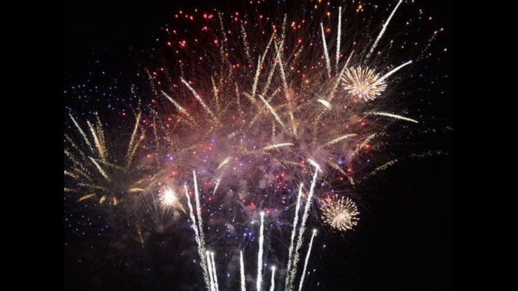 Niagara Falls Mayor Paul Dyster announced Wednesday that fireworks will be presented as scheduled this July 4.
