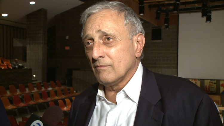 Carl Paladino has announced he putting his name in the mix for Chis Collins' 27th congressional district.