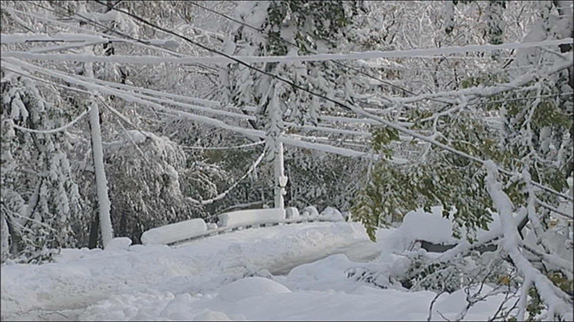 12 years since october surprise storm