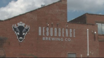 Custom beers featured during CollaBEERation at Resurgence Brewing