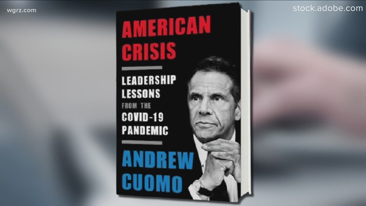 Report: Cuomo book deal is worth millions according to tax returns