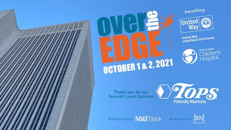 'Over the Edge' fundraiser to benefit moms, kids and families in WNY