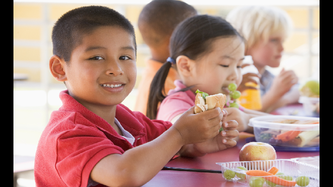 How kids can get free meals this summer