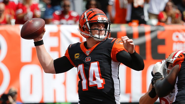 Bills prepare for Andy Dalton and Bengals dynamic passing attack