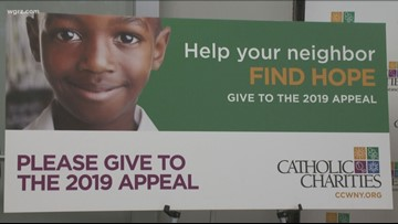 Cath. Char.: Donations Won't Fund Settlements