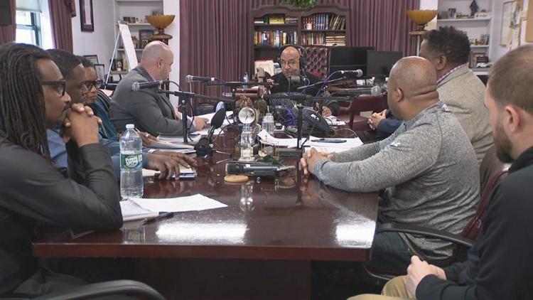 Radio Show on WUFO