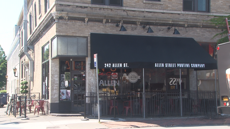Buffalo expats come home to open dinner-party-style restaurant Bidwell on Allen Street