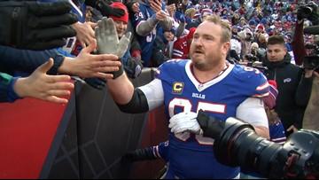 Bills defensive tackle focuses on replacing Kyle Williams