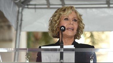 Town official doesn't want Jane Fonda in Hall of Fame