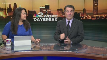 Sunday's Daybreak show available online