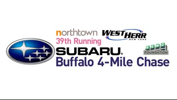 July 6 - Buffalo Subaru 4-Mile Chase