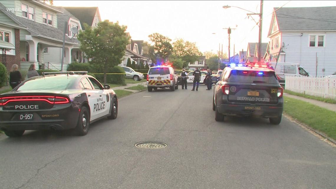 Five Shootings In Buffalo Overnight
