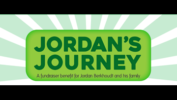 November 9th- Jordan's Journey Fundraiser