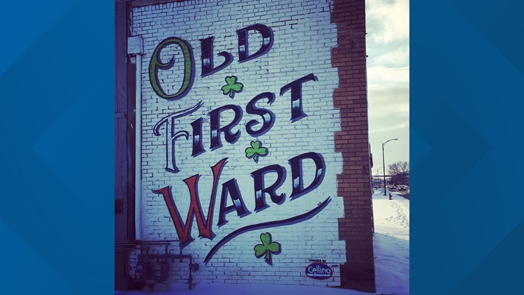 Old First Ward