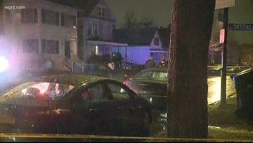 Breaking News: Officer-involved shooting in Buffalo