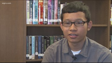WNY's Great Grads: From Refugee to Valedictorian