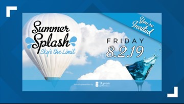 8th Annual Summer Splash