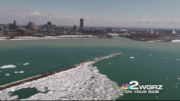 Ice boom removal to begin on Monday