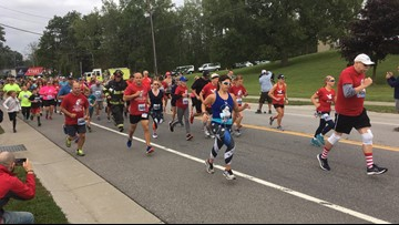 Tunnel to Towers 5K helps raise money for wounded veterans