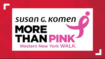 2020 Komen WNY More Than Pink Walk - Sat. June 13th