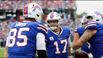 Sports Talk Live Buffalo: Digital Breakdown Week 5-Fast starts to the Bills and Sabres seasons make for lively conversation