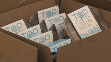 WNY cracker company is growing, giving workers a fresh start