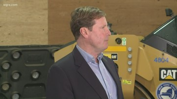 NYS Thruway Update On Reapir Project